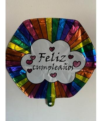 Globo Feliz Cumpleaños 4